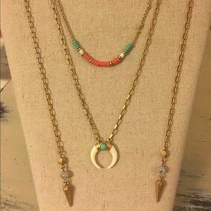 Stella & Dot - Grandi Layering Necklace
